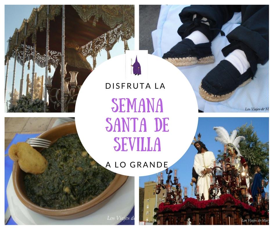 Portada semana santa de sevilla - Los viajes de Margalliver